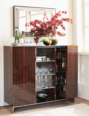 Bar Is Not A Showcase To Display Your Each And Every Bottle And Glass Hence  A