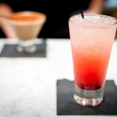 pink pussycocktail recipe - vodka based cocktail