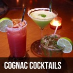 Cognac cocktails
