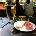 Cava and Tapas in Spain
