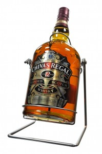 Chivas 5 litre bottle