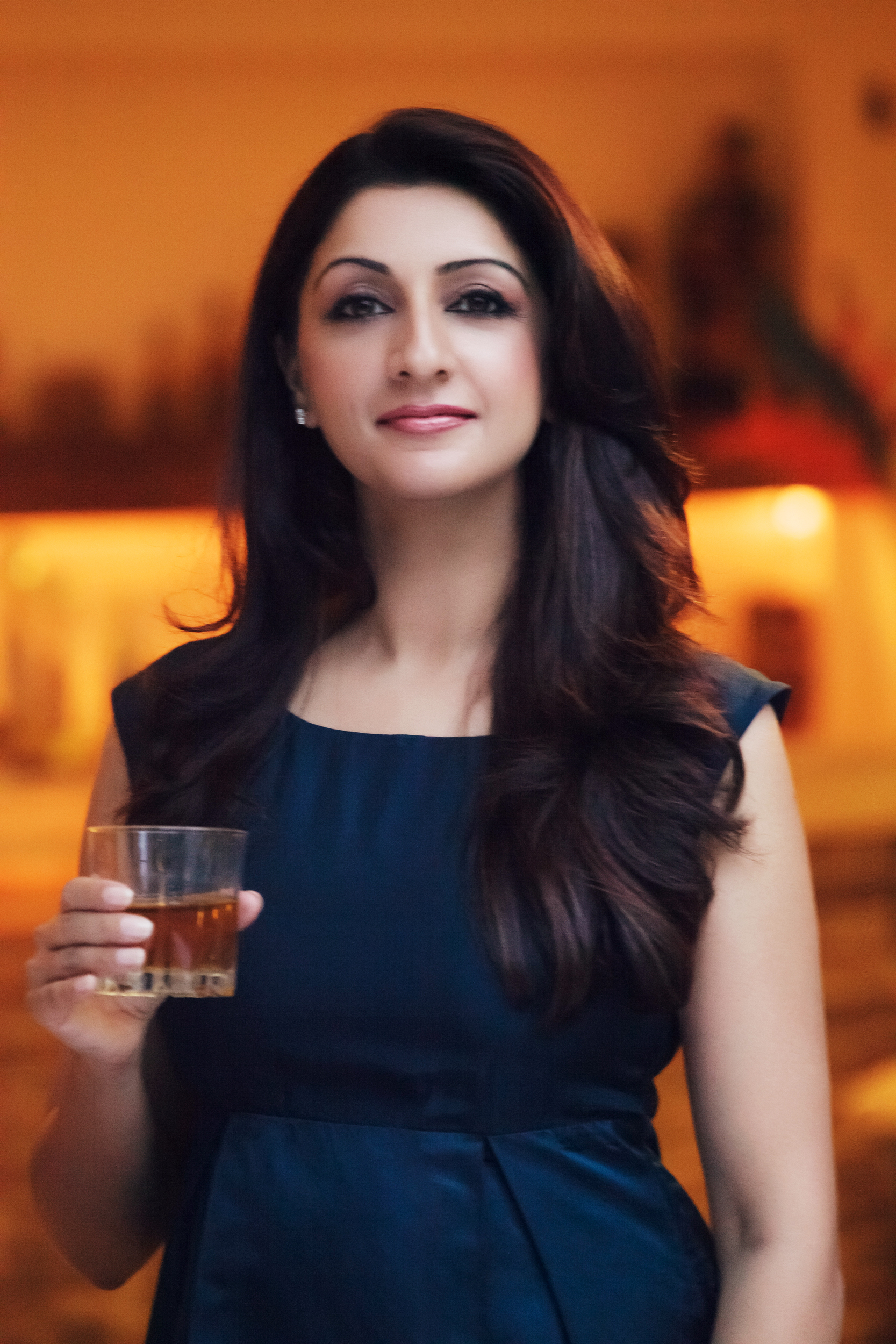 Lisa Srao, Chairman & M.D. - I Brands Beverages Ltd. (3)
